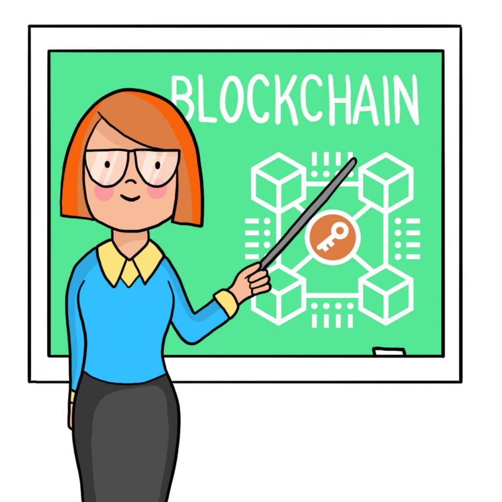 Как же работает блокчейн? Объясним на пальцах
