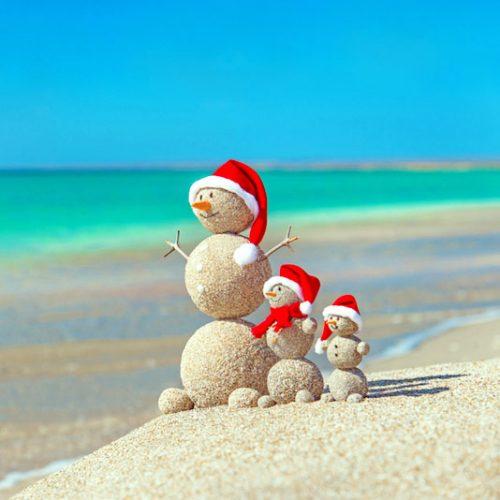 Объявляем конкурс «Жаркая зима»: устрой себе отдых за счет AMarkets!