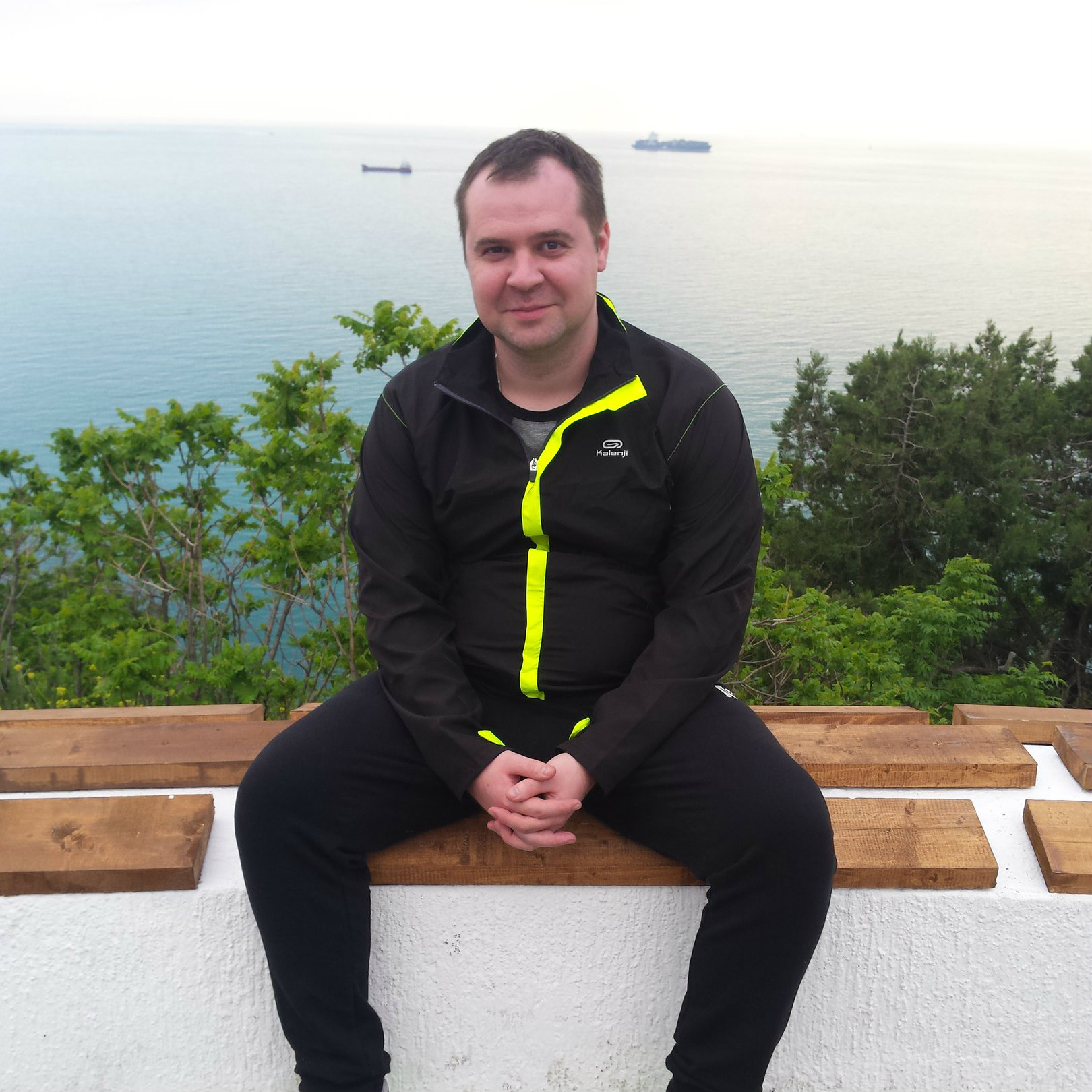 "Interview with the Leader of the partners' contest ""Big race"" – Webmaster Max"